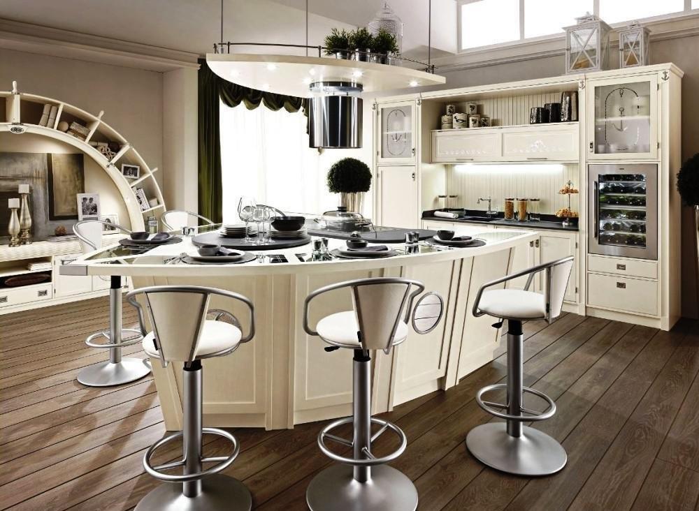 Beyaz mutfak
