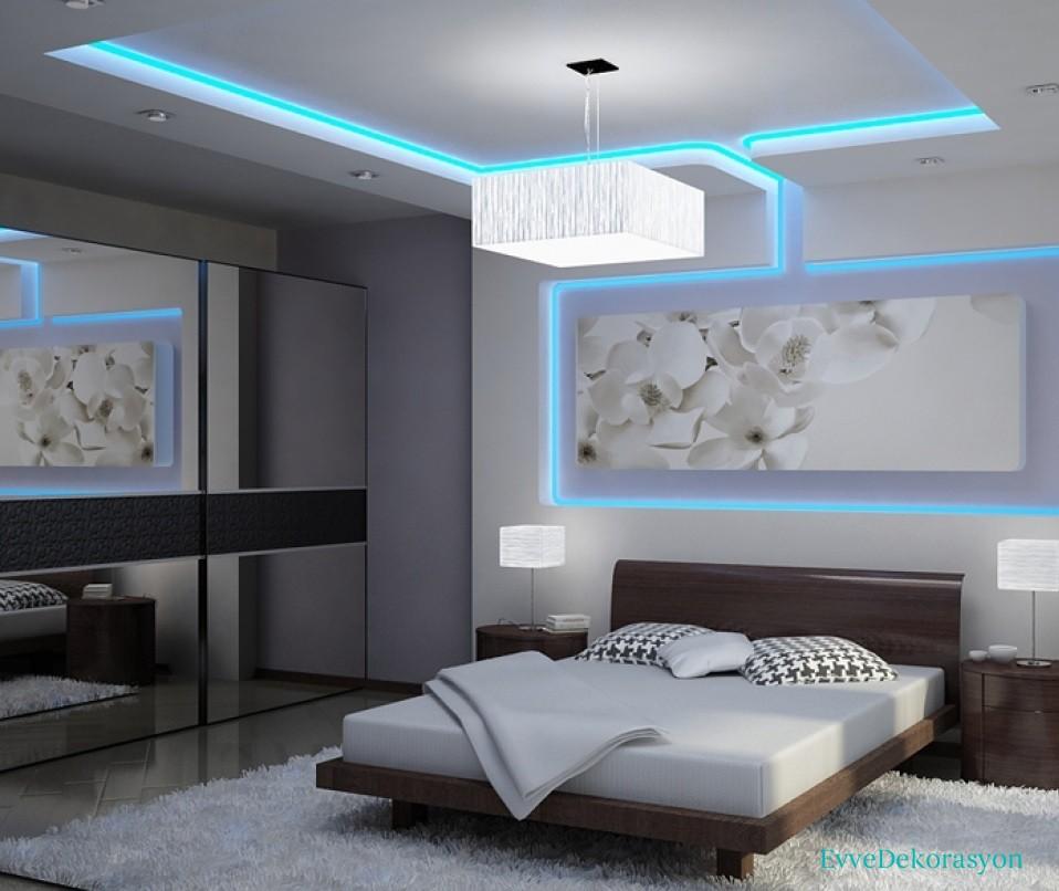 Yatak odası stilleri