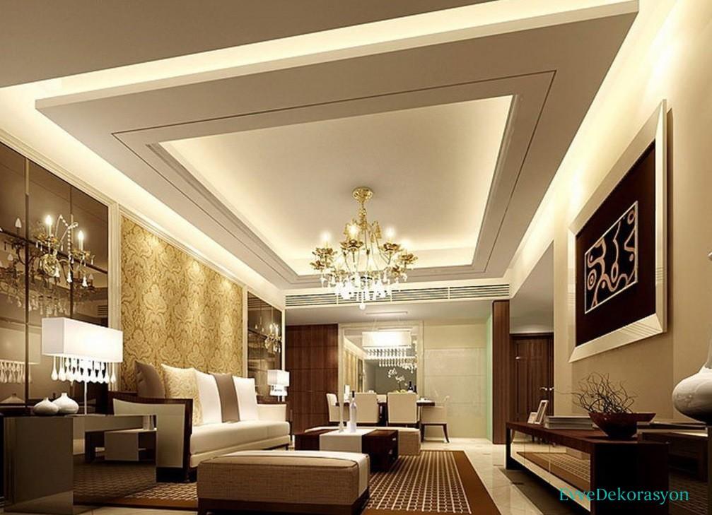 Moda alçıpan tavan