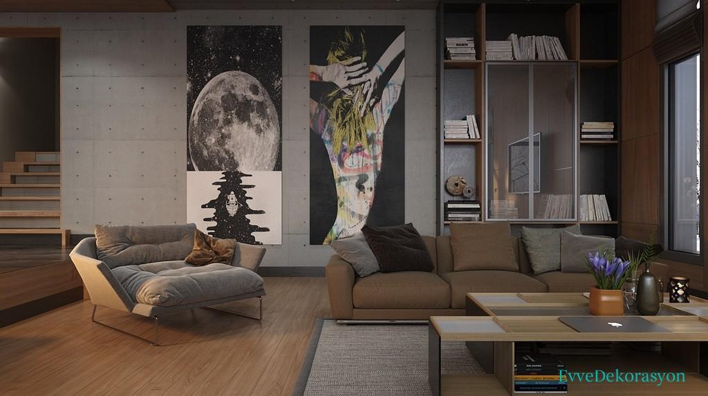 Yenilikçi ev dekorasyonu