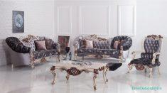 Lüx Klasik Salon Dekorayonu