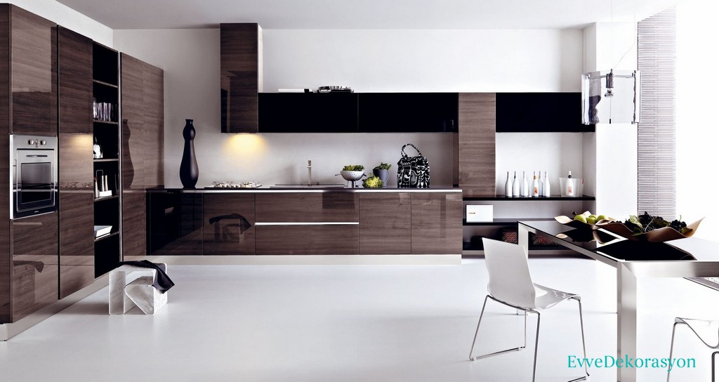 Mutfaklarda Moda Fikirleri