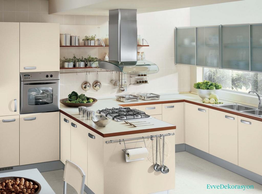 Ada Mutfak Stili Örneği