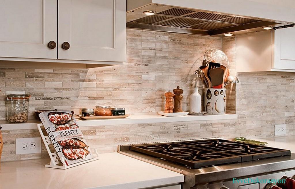Mutfak Kağıdı İle Duvar Dekorasyonu Tasarımları