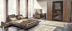 Teknolojik Modern Yatak Odası Takımı