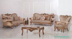 Osmanlı Stili Klasik Koltuk Takımı