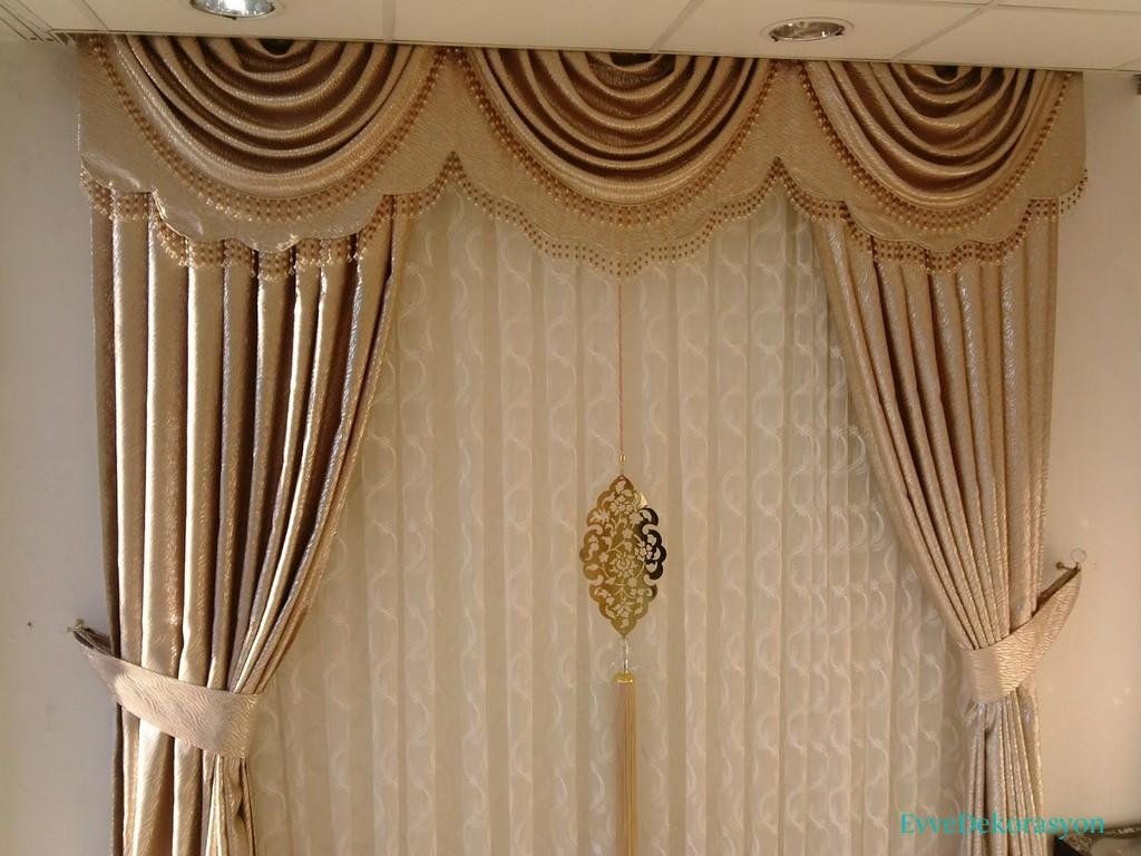 alt n sar s fon perde ev dekorasyonu. Black Bedroom Furniture Sets. Home Design Ideas
