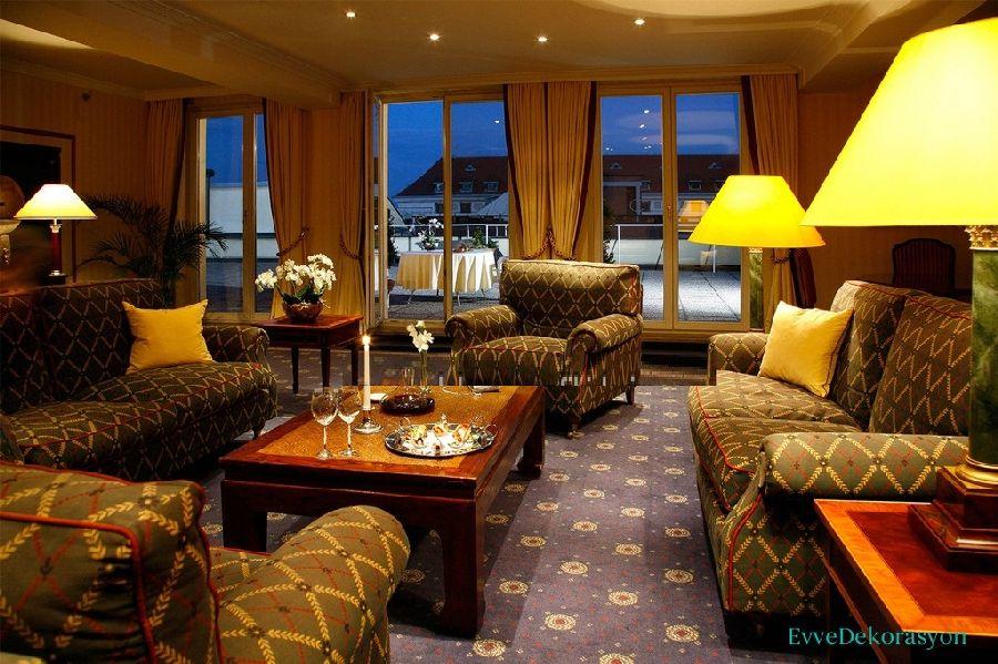 En güzel otantik Stil Salonlar