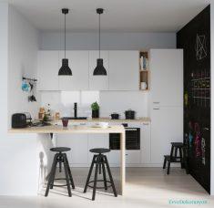 Eğlenceli Mutfak Tasarımları