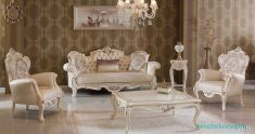 En Güzel Klasik Salon Dekorasyonu