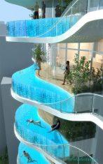 İnanılmaz Balkon Tasarımları