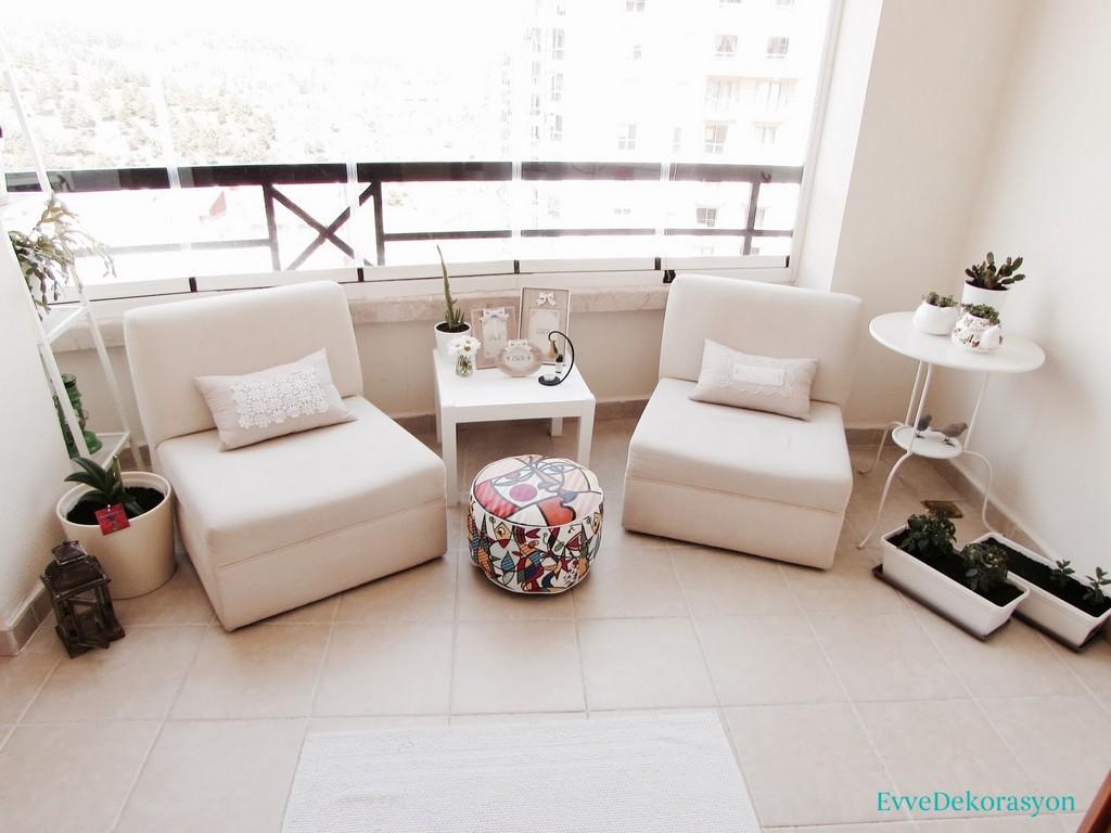 Rahat Ve Kullanışlı Balkonlar