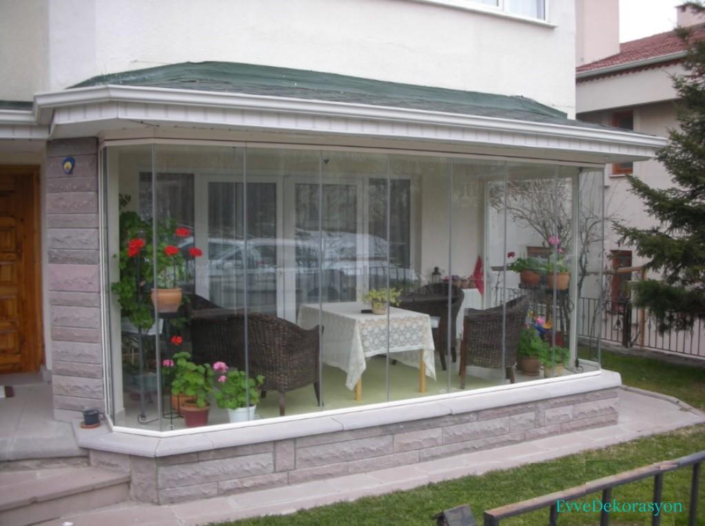 Dış Alanların Balkon İle Eve Katılması
