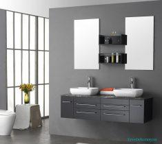 Banyo Dolap Seti Tasarımları