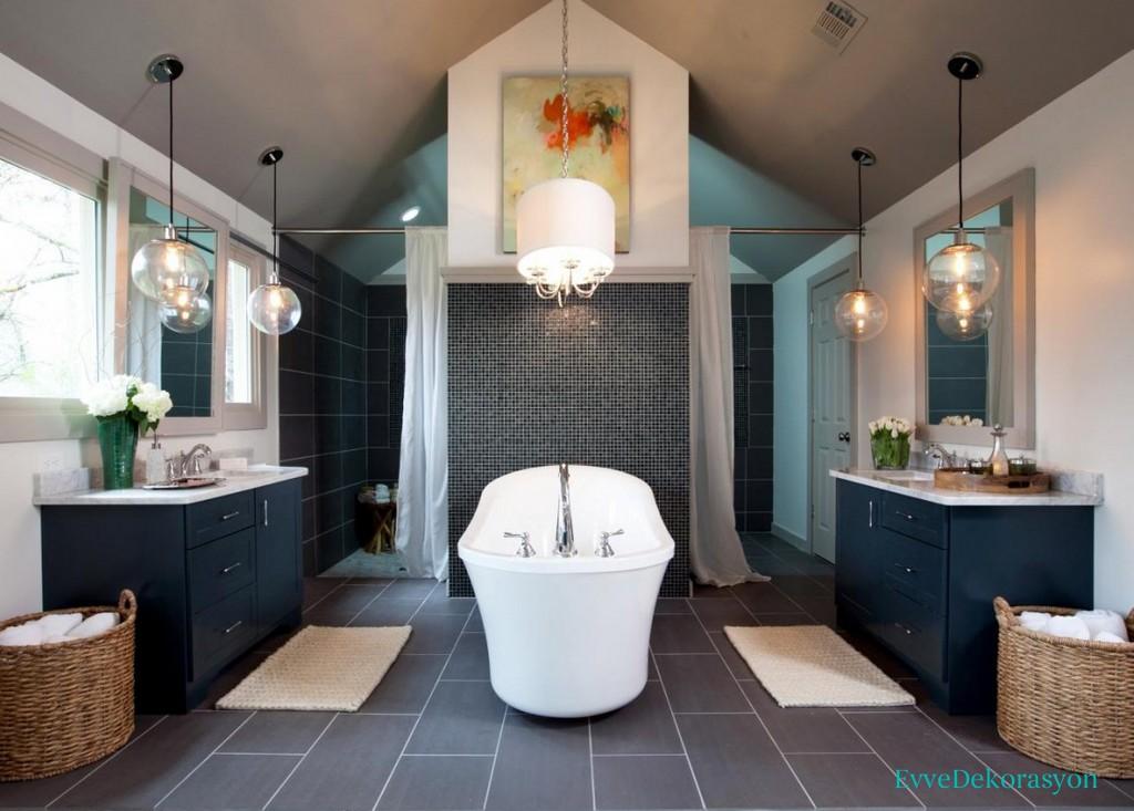 Dikdörtgen Ve Köşeli Banyo Küvetleri