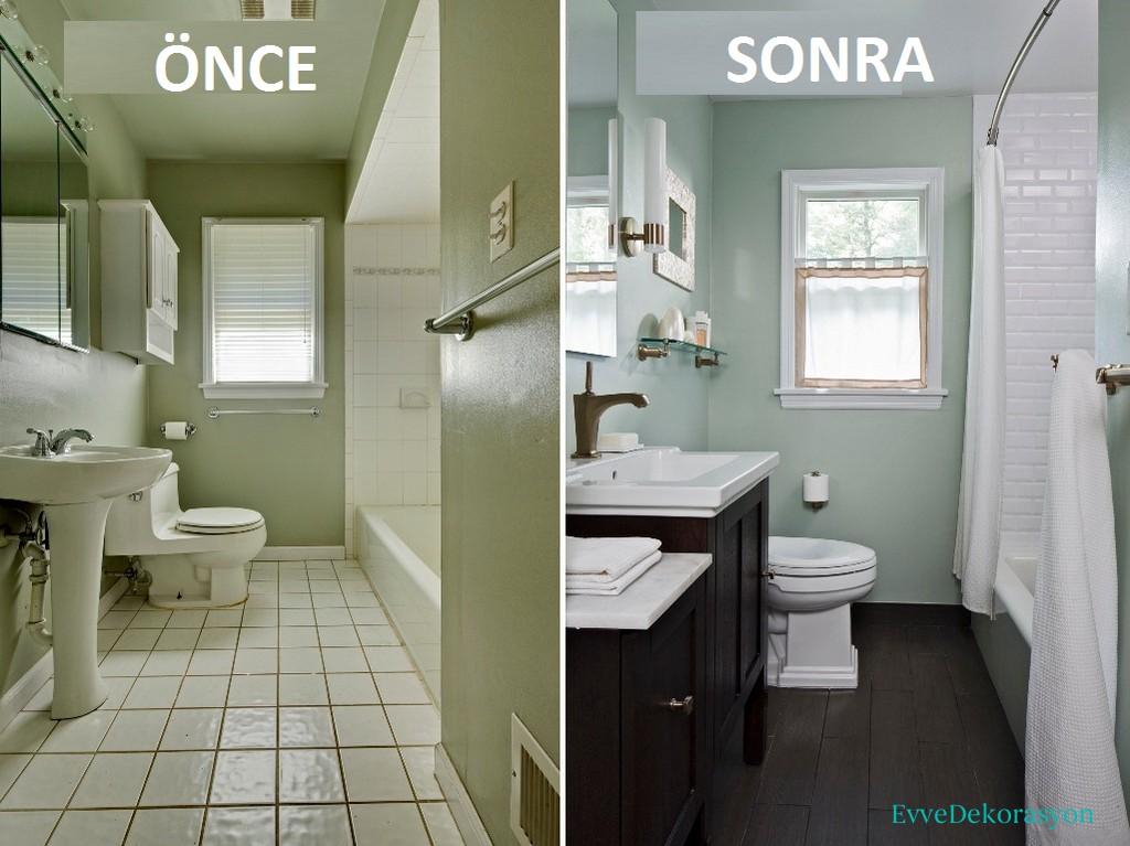 Banyo Yenilemesi Ve Restorasyonu