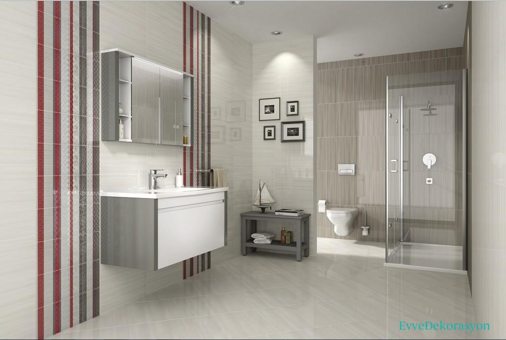 Banyo Seramikleri İle Dekorasyon Fikirleri