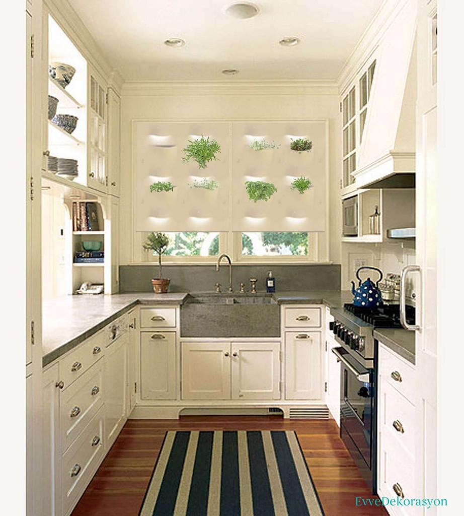 Mutfaklarda eskitme tekniklerinin kullanımı