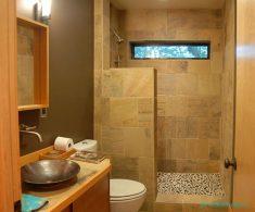 Küçük Banyolarda Eşya Yerleşimi