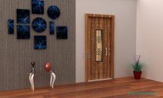 Ev Dış Kapı Modeli