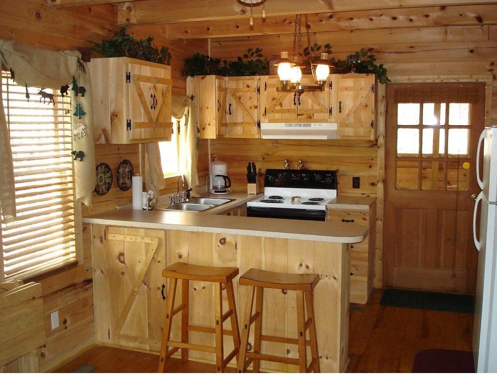 Retro Stil Mutfak Dolapları Ve Vintage Mutfak Tasarımı