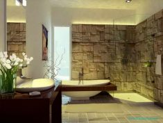Doğal Taşların Banyoda Kullanımı