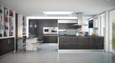 Modern Mutfaklarda Aydınlatma Şekilleri