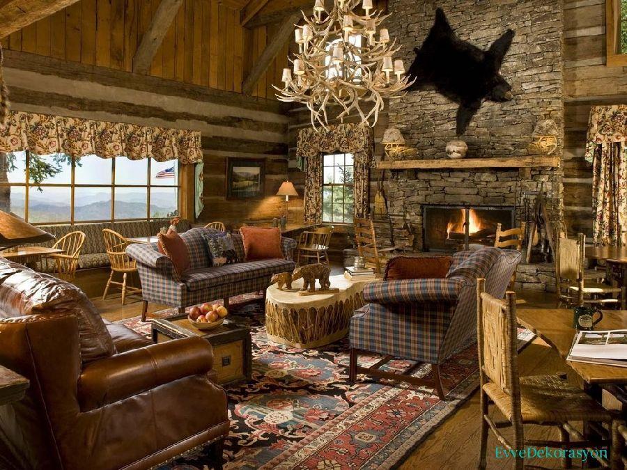 Doğal Unsurların Ev Dekorasyonunda Kullanımı
