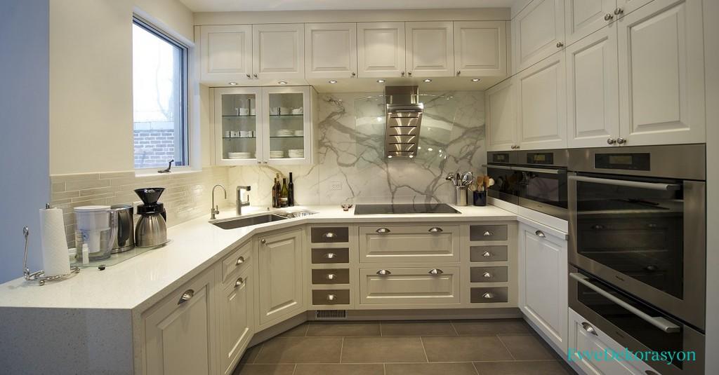 Modern Mutfaklarda Kullanışlılık Önerileri