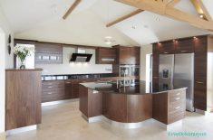 Granit Tezgahlı En Yeni Mutfak Modelleri