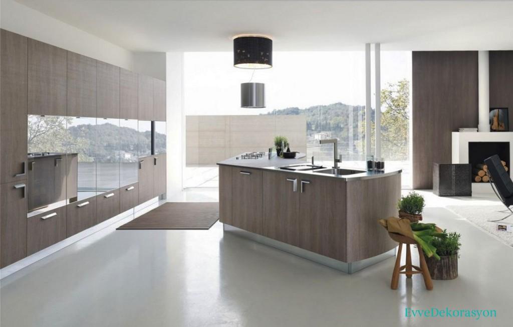 Mutfak Renklerinde En Son Moda Tercihler