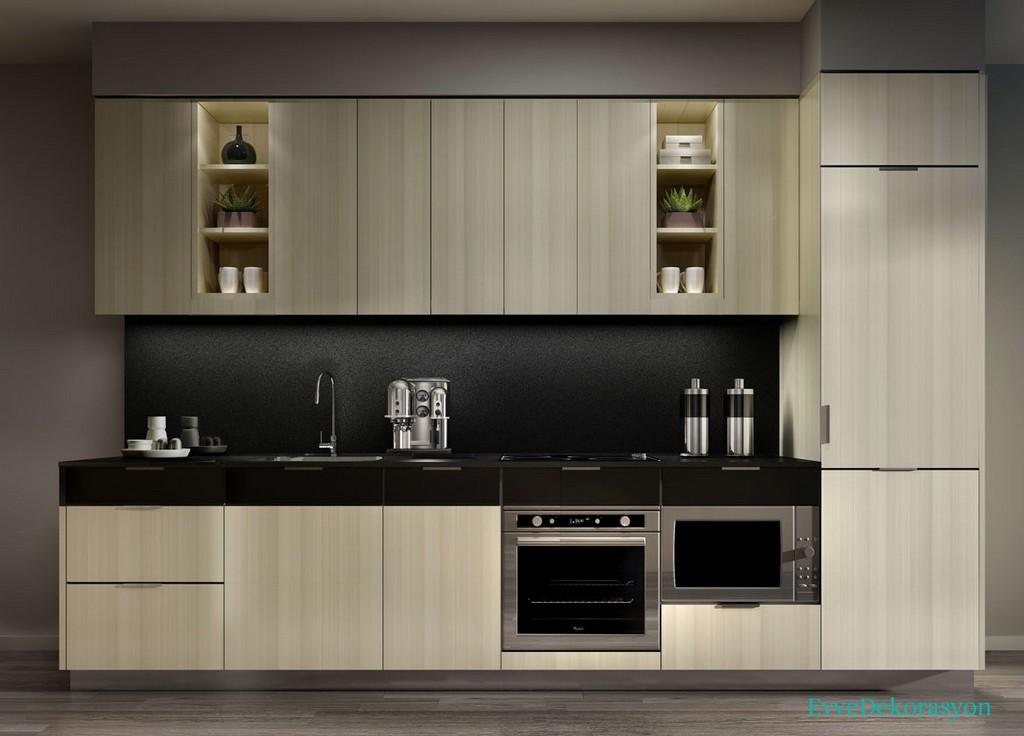 Mutfaklarda En Son Model Zemin Kaplamaları
