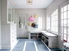 Beyaz Renk Antre Ev Boyası