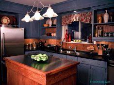 Füme Renk Mutfak Dolap Fikirleri Ve Tasarımları