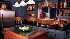 Mutfak Dolaplarınızda Renk Kartelası