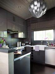 Çağdaş Mutfak Tasarımları Ve Mutfak Dolapları