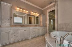 Geniş Banyo Dolabı Tasarımları