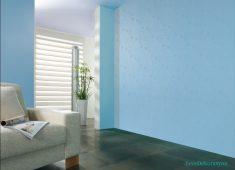 Mavi Duvar Kağıdı İle Renk Uyumu
