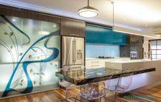 Mutfaklarda En Güzel Duvar Dekorasyonları