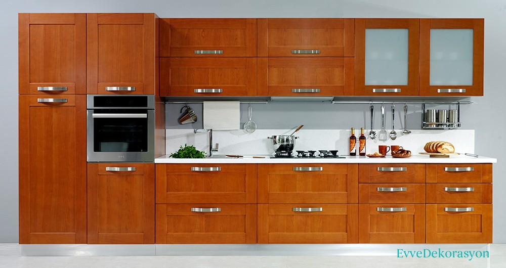 Hazır Mutfak Tasarım Modelleri