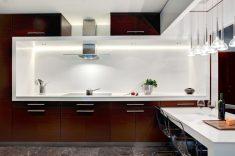 Mutfaklarda Işıklandırma Fikirleri