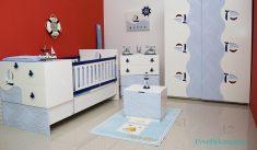 Yelkenli Bebek Odası Modelleri