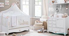 Çilek Mobilya Bebek Odaları