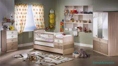 Kullanışlı Bebek Odası Takımları
