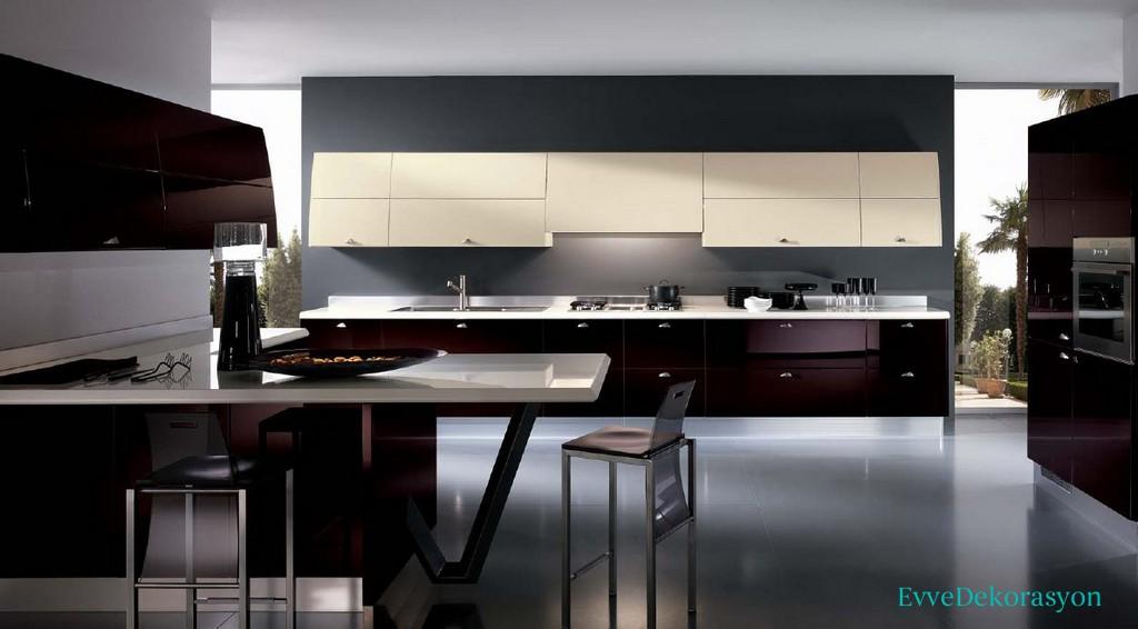 İtalyan Mutfak Harika Dekoratif Modeller
