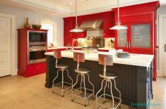 Mutfak Dekorasyonunda Renklerin Seçimi