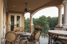 Klasik Dizayn Balkon Koltukları