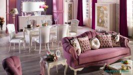 Klasik Salon Dekorasyonu İle Yeni Bir Soluk