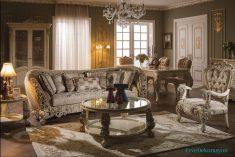 Klasik Salon Mobilya Seçimi