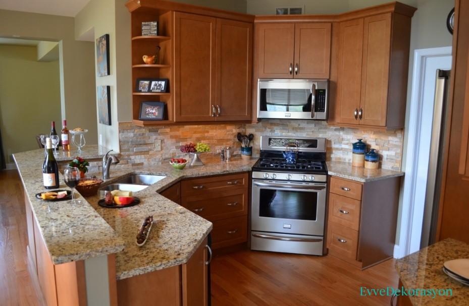 Mutfaklarda Fonksiyonel Tasarımlara Öncelik Verin